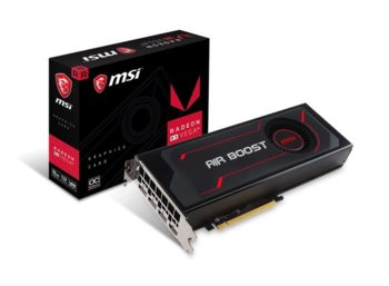 MSI Radeon RX VEGA 56 8GB Air Boost OC HBM2 2048BIT HDMI/3DP