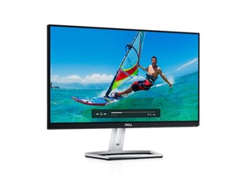 Dell 23'' S2318M LED 16:9/1920:1080/VGA/DVI-D/3Y NBD