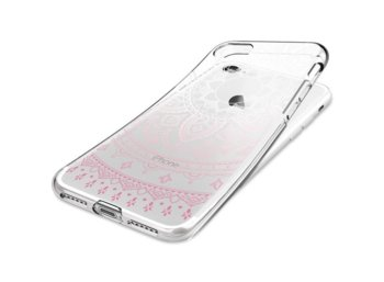 SPIGEN SGP  Liquid Shine Pink etui iPhone 7/8
