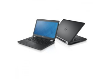 "Dell Latitude E5470 Win10Pro i3-6100U/256GB/8GB/Intel HD/14.0""FHD/KB-Backlit/62WHR/3Y NBD"