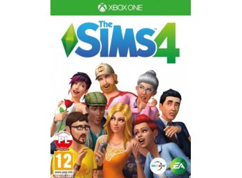 EA Gra Xbox One The Sims 4