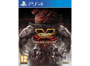 Cenega Gra PS4 Street Fighter V Arcade Edition