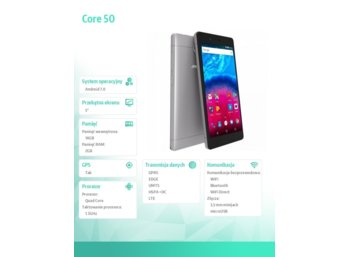 Archos Core 50 16GB Grey
