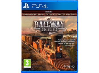 CD Projekt Gra PS4 Railway Empire