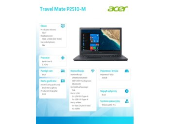 Acer Travel Mate P2510-M NX.VGBEP.012