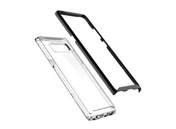 SPIGEN SGP  Neo Hybrid Crystal Black etui do Samsunga Galaxy Note 8