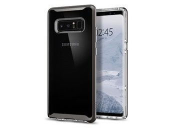 SPIGEN SGP  Neo Hybrid Crystal Gunmetal etui do Samsunga Galaxy Note 8