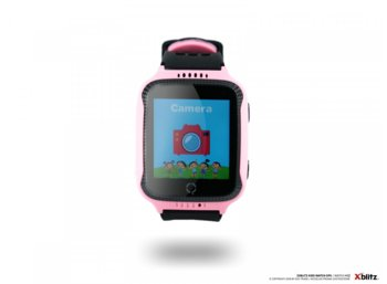 Xblitz SMARTWATCH 4KIDS WATCH ME RÓŻOWY