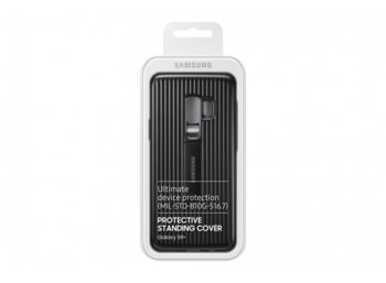 Samsung Protective Standing Cover S9+ Czarny