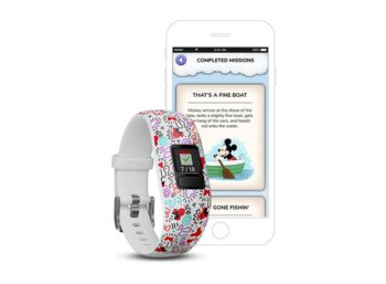 Garmin  Vivofit jr.2 Disney Myszka Minnie