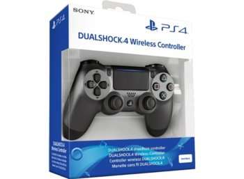Sony PS4 Kontroler DualShock Cont Steel Black v2