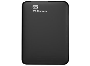 Western Digital WD Elements 1,5TB  2,5'' WDBU6Y0015BBK-WESN