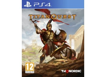 Cenega Gra PS4 Titan Quest