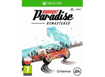 EA Gra Xbox ONE Burnoutr Paradise Remastered