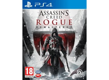 UbiSoft Gra PS4 Assassins Creed Rogue Remastered
