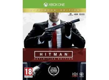 Cenega Gra Xbox One Hitman Definitive Edition