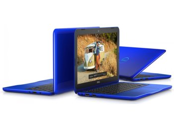 "Dell Inspiron 3179 Win10Home m3-7Y30/128GB/4GB/Intel HD/11.6""HD/Touch/32WHR/Blue/1Y NBD+1Y CAR"