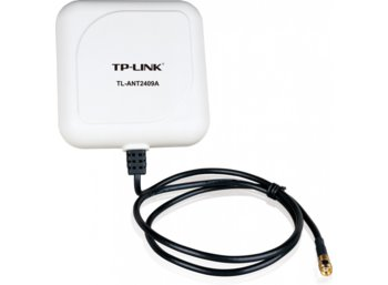 TP-LINK ANT2409A Antena 9dBi kabel 1m   RP-SMA