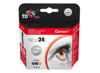 TB Print Tusz do Canon BCI24C TBC-L024C Colour 100% nowy