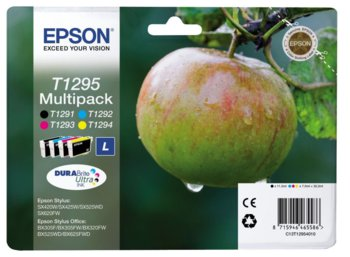 Epson Tusz multipack T1295 do SXx25W/WD/BX3x5F/BX625FWD