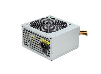Gembird ZASILACZ GMB 450W BOX + KABEL; 120mm FAN