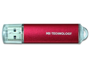 Mach Xtreme ES 64GB USB3.0 200/200 MB/s aluminium - Red SLC