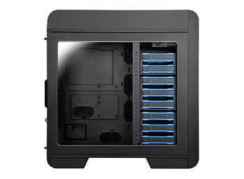 Thermaltake Core V71 Big Tower USB3.0 Window (140mm 3x200mm), czarna