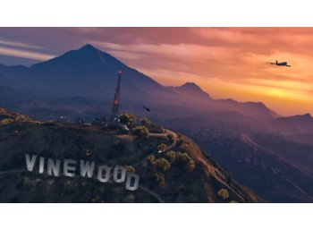 Cenega Grand Theft Auto V PS4 PL/ENG