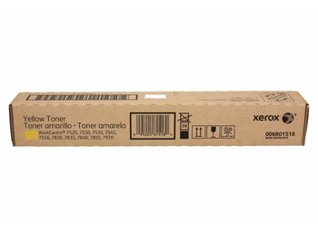 Xerox Toner YELLOW   15k   do WorkCentre 75xx/78xx