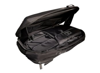 4world Hard Case Plecak| notebook| 450x320x160mm | 15.6'' | czarny