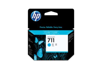 HP Inc. Tusz 711 29ml Cyan CZ130A
