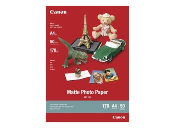 Canon BJ MEDIA MP-101 A4 50 sheets matte