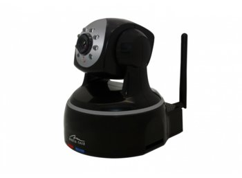 Media-Tech Indoor Securecam HD Obrotowa kamera sieciowa WiFi IP do monitoringu wideo MT4051