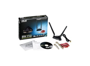 Asus Dualband WLAN PCIE 802.11ac 400M PCE-AC56
