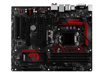 MSI H170 GAMING M3 s1151 4DDR4 USB3.0 ATX