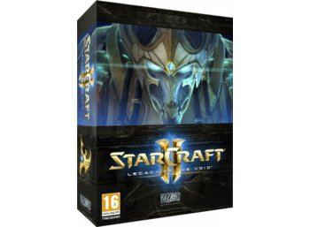 Blizzard StarCraft 2 Legacy of the Void