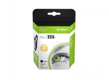 TB Print Tusz do Brother LC223 Black  TBB-LC223B
