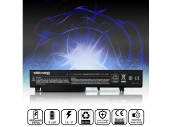 Whitenergy WE Bat.Dell Vostro 1710 11,1V 4400mah czarna