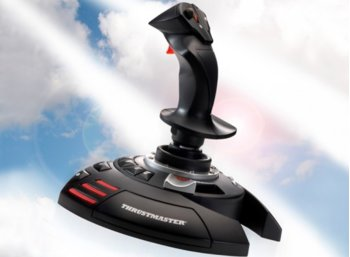 Thrustmaster T-Flight STICK X (PC/PS3)
