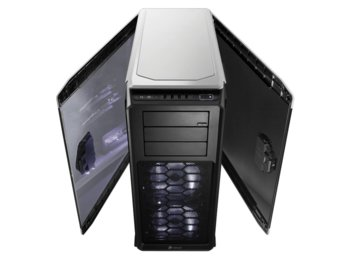 Corsair Graphite 760T Windowed Black-White USB3.0