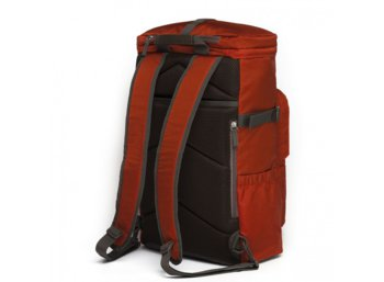 "Targus Seoul 15.6"" Laptop Backpack Orange"