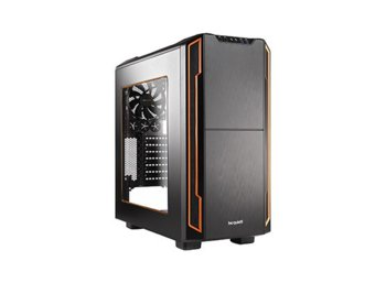 Be quiet! SILENT BASE 600 Orange Window BGW05