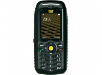 Cat Caterpillar B25 Dual Sim Black