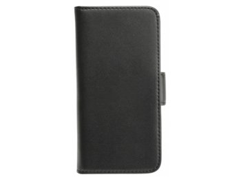 Holdit Etui walletcase iPhone 6/6S skóra czarne