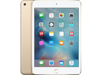 Apple iPad mini 4  WiFi Cellular 128GB - Gold