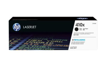 HP Inc. Toner 410X Black 6.5k CF410X