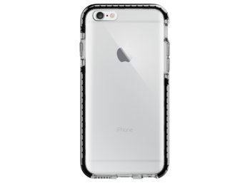SPIGEN SGP  Etui iPhone 6/6s Case Ultra Hybrid TECH Czarny SGP11603