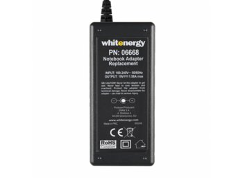 Whitenergy Zasilacz 19V | 1.58A 30W wtyk 5.5x1.7mm 06668