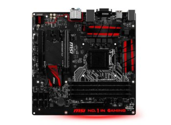 MSI *B150M NIGHT ELF S1151 B150 2DDR4 USB 3.1 uATX