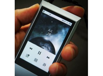 Iriver ASTELL&KERN JUNIOR 64GB ODTWARZACZ 24BIT